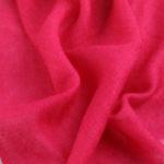 szal kaszmirowy w kolorze malinowego rozu