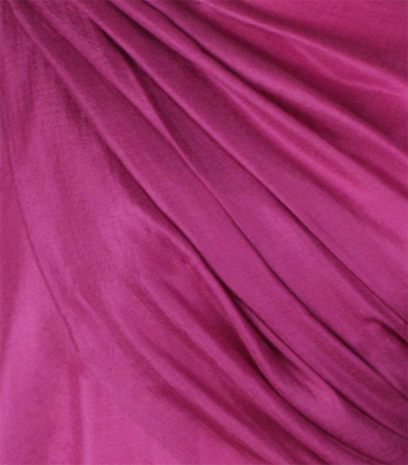 szal kaszmirowy w kolorze śliwkowym
