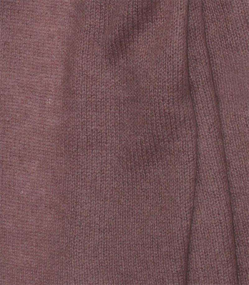 szal kaszmirowy w kolorze wrzosowym
