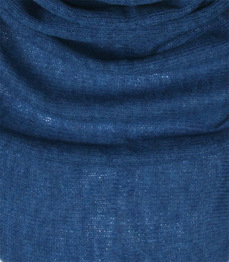 chusta welniana w kolorze bezowym