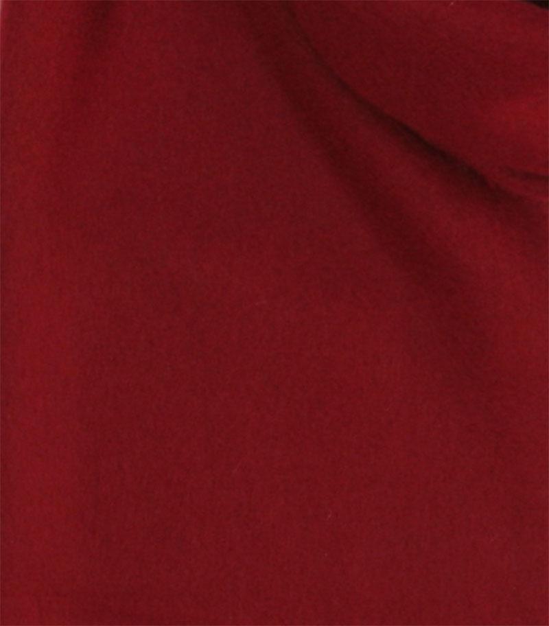 szalik kaszmirowy meski w kolorze bordowym