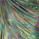 szal-damski-zielony-wzor-jamawar