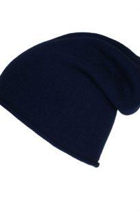 czapka-kaszmirowa-w-kolorze-granatowym