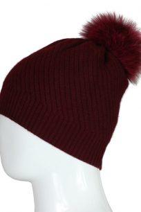 czapka-kaszmirowa-w-kolorze-bordowym