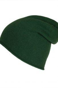 czapka-kaszmirowa-w-kolorze-zielonym